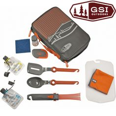 GSI Outdoors – Destination Kitchen Set 24   see more at http://parkvisitor.com/blog/2013/11/01/gsi-outdoors-destination-kitchen-set-24-review/