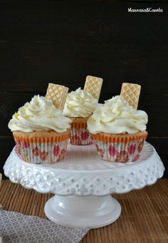 Receta del día: cupcakes de galletas de coco