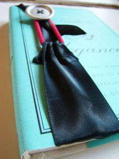 no slip bookmark -- gift idea for my mom & mother-in-law