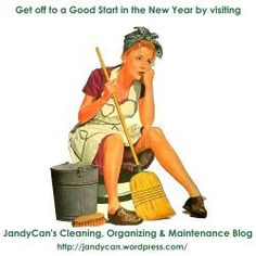 Spring has Sprung! Time to get started on your spring cleaning projects! Household Cleaning, Organizing & Maintenance blog.