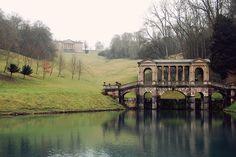 Prior Park- Bath, England