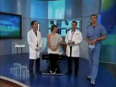 Dr Fields and Prolotherapy on The Doctors TV show