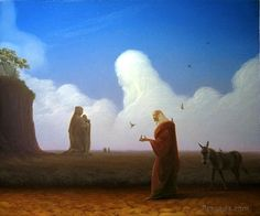 Victor Bregeda, Visions of St. Joseph