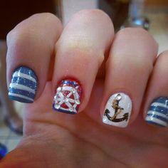 Captain/Anchor nails