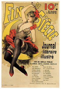 Alfred Choubrac, 'Fin de Siecle', 1891