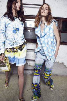 fashion, resorts, blue trend, 2014 style, msgm resort