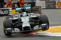 2014 Monaco GP - Lewis Hamilton (Mercedes)