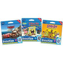 Vtech InnoTab Learning Game Cartridge Value Bundle - Boys
