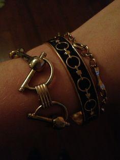 Love my equestrian jewelry