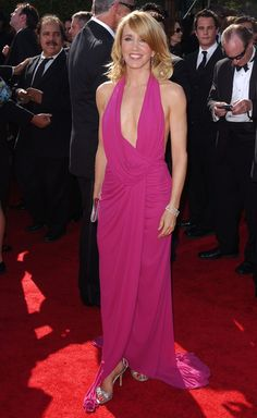 Felicity Huffman 2007 Emmy Awards