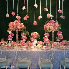 Gorgeous tea party