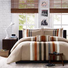 Earth Tone Comforters