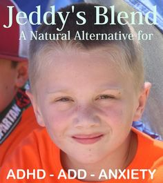 How to Use Jeddy's Blend for ADHD, ADD & Anxiety- might be worth a try