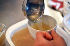 slow cooker bone broth
