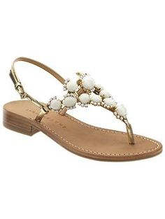 cute fancy sandals