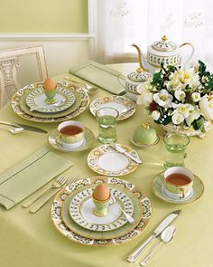 How to mix and match china patterns