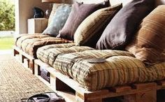 pallet beds, wood pallet furniture, pallet projects, couch, bench, wooden pallets, basement, wood pallets, porch