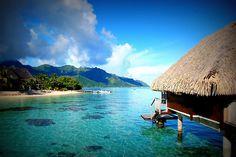 Honeymoon paradise - Moorea.
