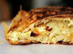 Serbian Cheese pie.