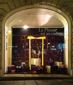 light tape retail displays on pinterest nespresso. Black Bedroom Furniture Sets. Home Design Ideas
