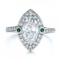 custom engagement bling