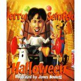 This book is so funny you will laugh out loud every time!  The copy I bought at Barnes and Noble came with a CD recording of Jerry Seinfeld reading it himself.  It is a great memoir mentor text for Halloween that your kids will want to listen to over-and-over!! worth read, book worth, writing traits, reading lessons, kids, jerri seinfeld, children book, mentor text, halloween books