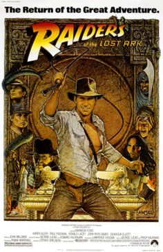 1981 - Raiders of the Lost Ark