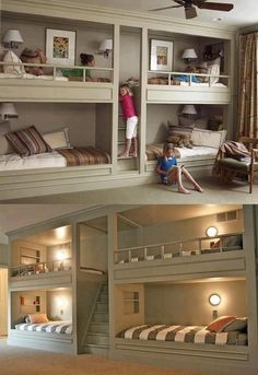 What a great bed idea