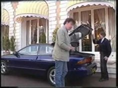 Old Top Gear Ford Probe