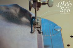 How to Blind Hem with Your Sewing Machine