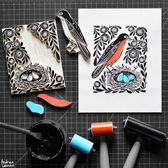 inkprintrepeat's photo on Instagram