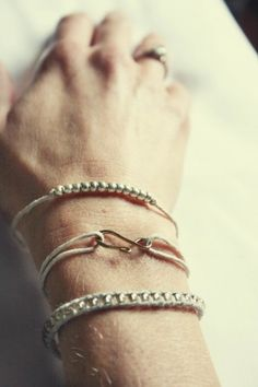 DIY make some cute but simple bracelets