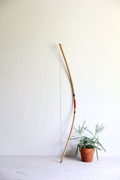 vintage child's archery bow