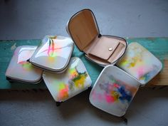 paint wallet, macromauro paint