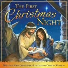 mom knows best : The First Christmas Night And A Giveaway