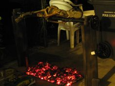 Another thing to add to my To Do List, Glowing Coals. The Leopard Queen's Blog