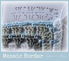 Mosaic Border/Edging
