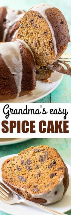 This easy Spice Cake