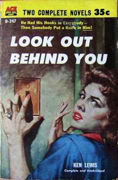 """""""Look Out Behind You"""" 
