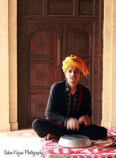 Sindhi Folk singer