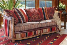 Breckenridge Sofa from Crow's Nest Trading Co. http://www.crowsnesttrading.com/product/12956/4