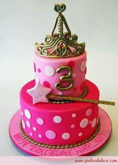 little girls, little girl birthday, pink cakes, birthday parties, 3rd birthday, 2nd birthday, pink birthday, princess cakes, birthday cakes