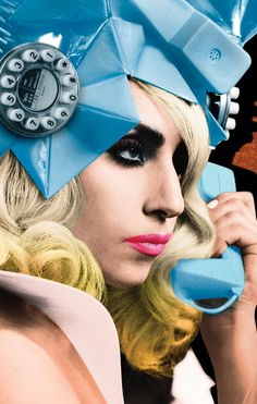 Gaga Is Our Obsession is on the #telephone