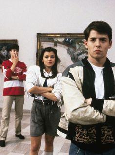 film, ferris bueller, stuff, 1986, day off, hugh movi, john hugh, save ferri, ferri bueller