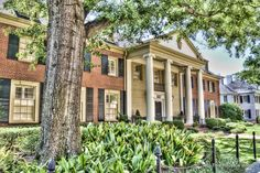 The Gamma Pi chapter of Kappa Kappa Gamma at the University of Alabama.