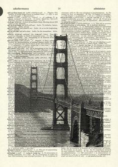 Bridge on book