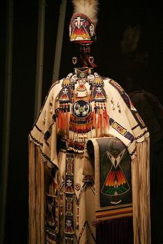 American Indian Clothing by allanhowell1, via Flickr