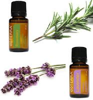 Essential Oils 101...and a recipe for Rosemary and Lavender Calming Spray!  Love these oils