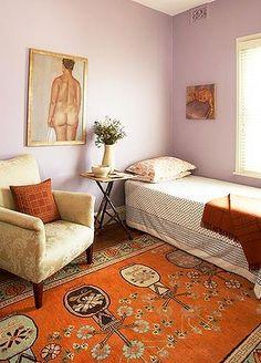 Editing... choose pieces that go together. Photo: Per Ericson; interior Rikki Stubbs via theage.com.au