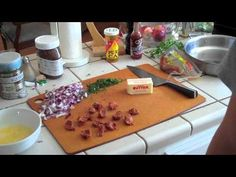 Mise en Place, the key to cooking